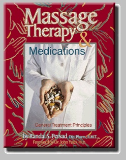 pharmacology for massage therapy.