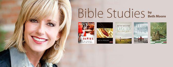 Bible Study Beth Moore