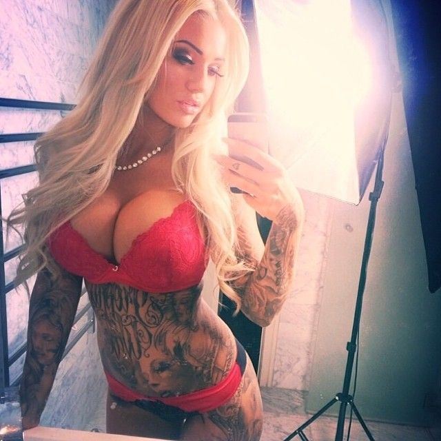 I think i ll take a selfie pt 2 check out these sexy for Fake tits tattoo