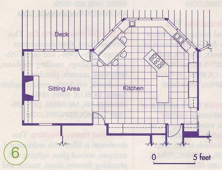 Floor Plan To Good Eats Kitchen Layout Home Design