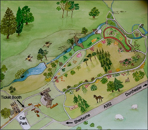 Capability brown minterne house landscape architecture for Capability brown garden designs