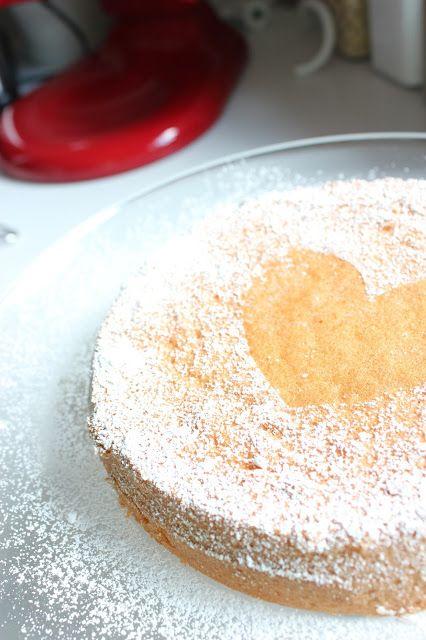Swavory Stuff: [flourless] lemon almond cake