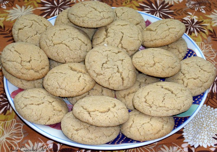 Chewy Chai Spiced Sugar Cookies | Xmas cookies | Pinterest