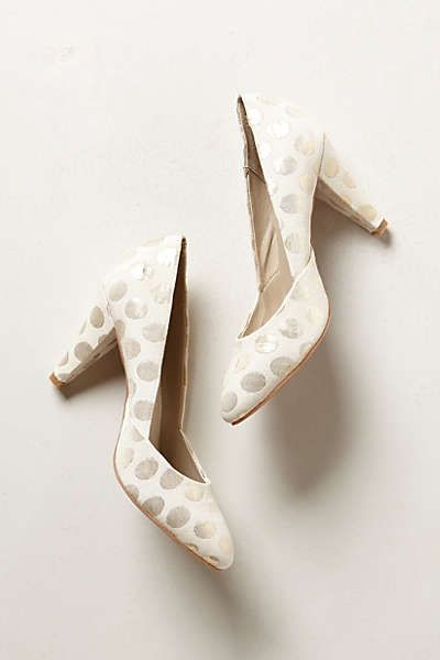Anthropologie - Tippy Pumps