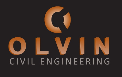 OLVIN Civil Engineering : DESIGN :: Logos + Wordmarks : Pinterest