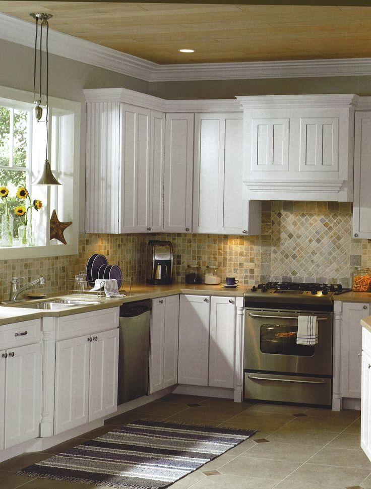 Kitchen cabinets country kitchen design idea for our kitchen