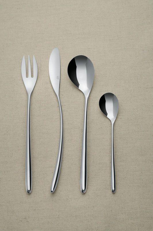 Bettina cutlery alessialessi objekt pinterest - Alessi dinnerware sets ...