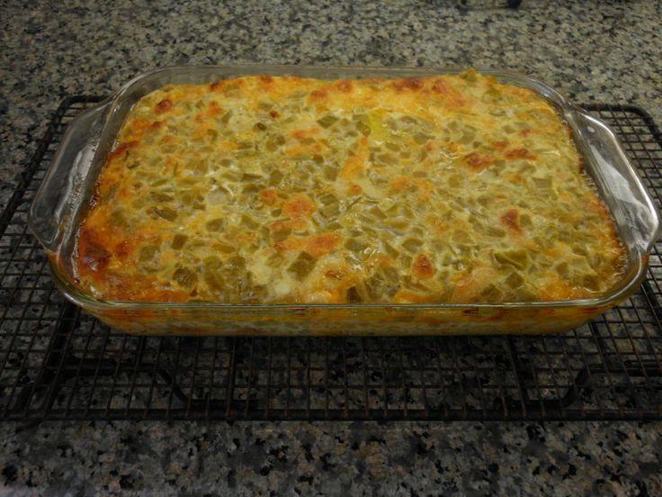 Chile Relleno Casserole | Recipes | Pinterest