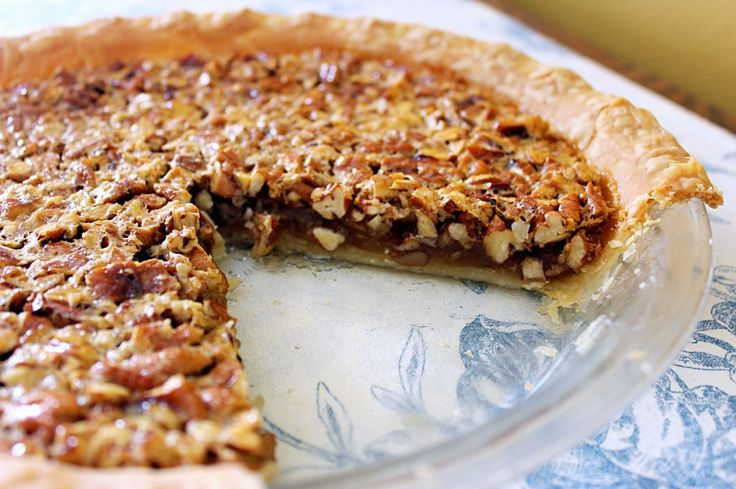 Yes, We Have an Aunt Bea (recipe: Classic Southern Pecan Pie)