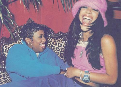 Aaliyah n Missy ElliotAaliyah And Missy Elliott