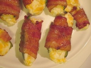 Bacon-wrapped jalapeno poppers | Favorite Recipes | Pinterest