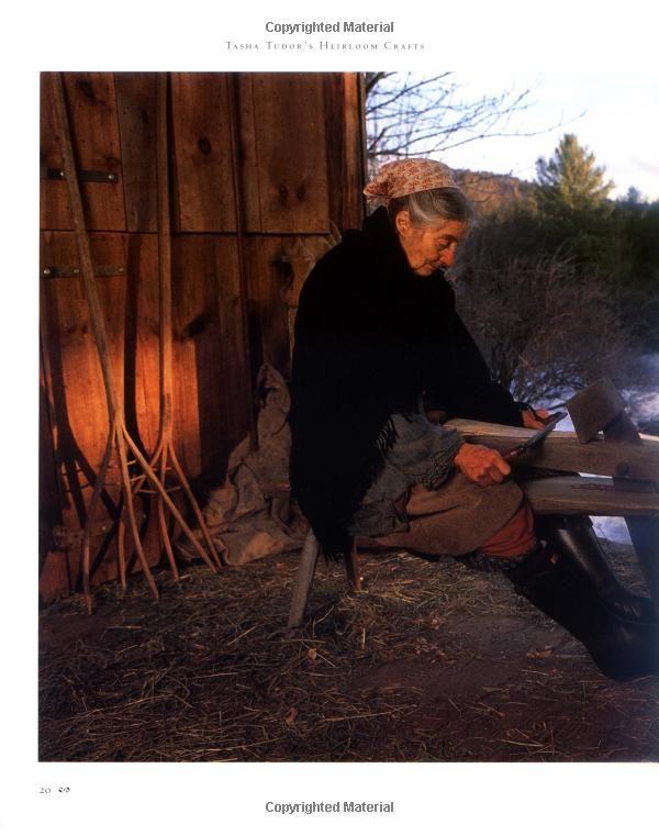 Amazon.com: Tasha Tudor's Heirloom Crafts (9780618083510): Tovah Martin, Richard W. Brown: Books