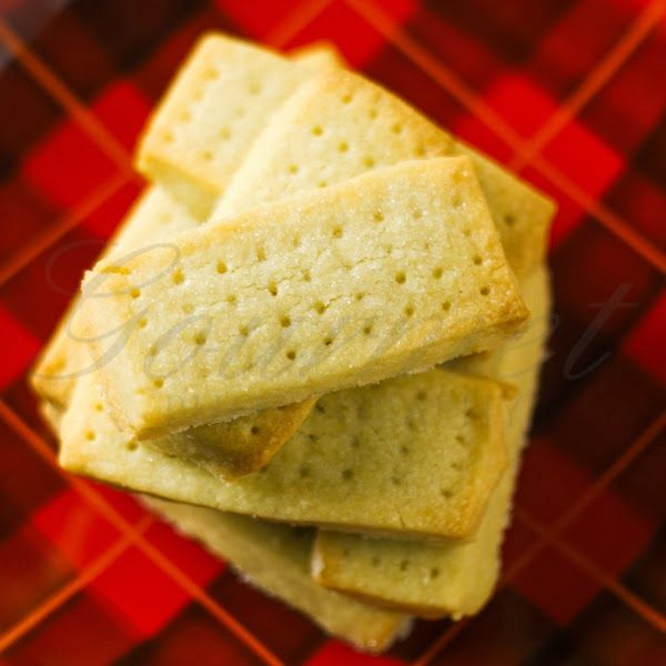 Gourmet Photography: Scottish Shortbread