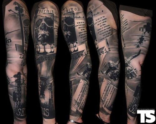 buena vista tattoo club b sleeve | Tattoos | Pinterest