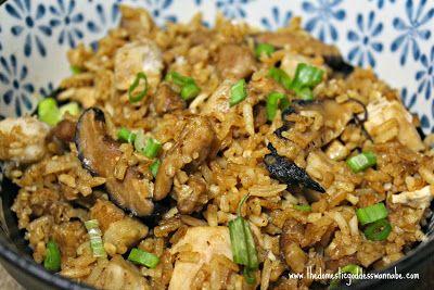 Easy Taro (yam) rice | Recipes | Pinterest
