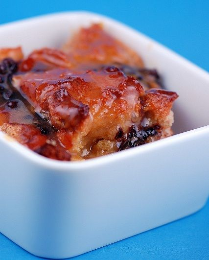 Orange Chocolate Chip Bread Pudding - Don't like orange & choc ...