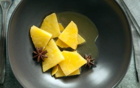 Braised Pineapple with Star Anise and Ginger | #desert #healthy # ...