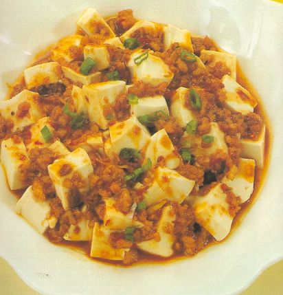 Ma Po Tofu | Kitchen Asian | Pinterest