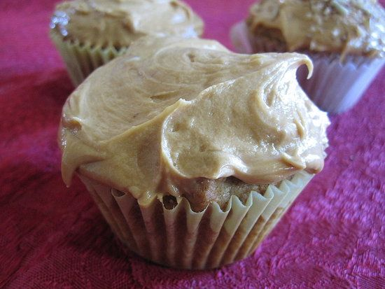 Brown Sugar Pecan Cupcakes with Caramel frosting... I will be making ...