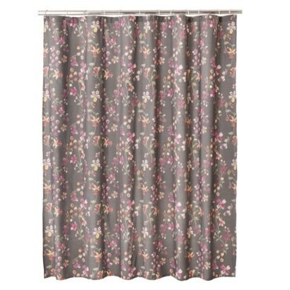 Threshold™ Floral Shower Curtain