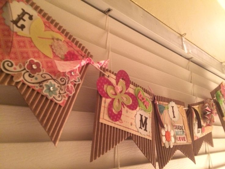 Cute idea for teen girls rooms diy name scracpbooking for Cute room diy crafts