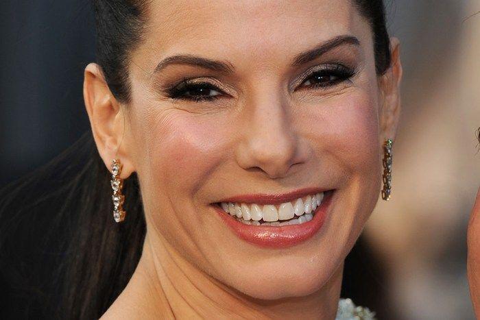 Sandra Bullock (AAP) | Celebrity Smiles | Pinterest Sandra Bullock