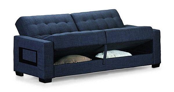 Design extravagant covertible beds under seat nook hidden design
