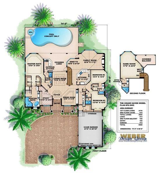 Love this layout heavenly floor plans pinterest