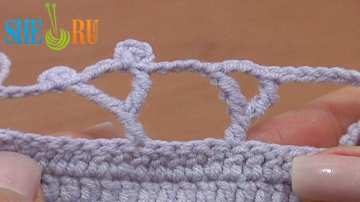 Crochet Tutorial For Beginners : -crochet-treble-post-for-beginners.html Free crochet video tutorials ...