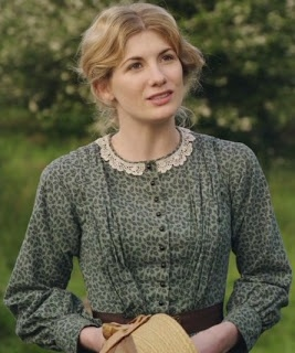 Leesha, what do you think of her for Eve? Jodie Whittaker as Peggy Bell in Return to Cranford. (It was so hard to find a picture of her! All searches for Return to Cranford end in hundreds of pics of Tom Hiddleston! Under normal circumstances, that would be more than fine).