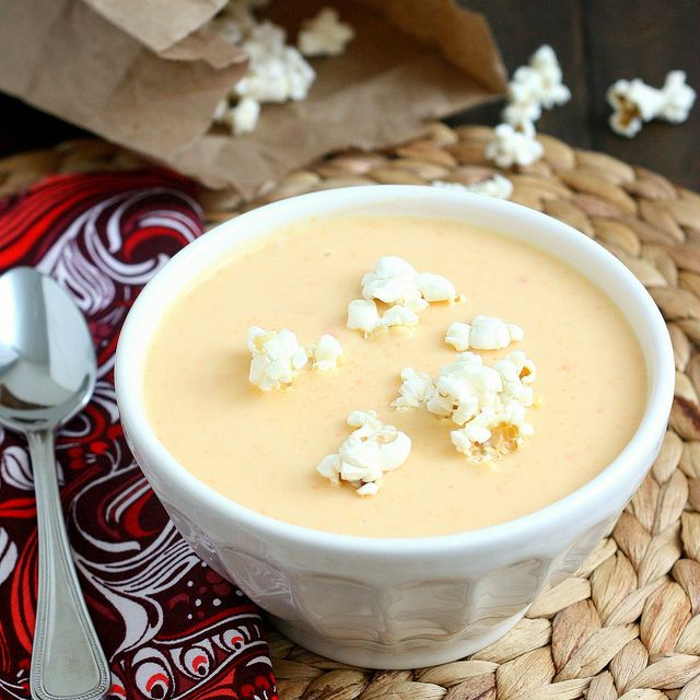 Wisconsin Cheddar Beer Soup | Soups | Pinterest