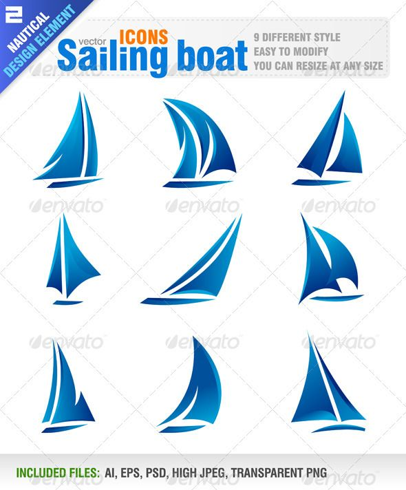 Sailing logo | sailing logos | Pinterest