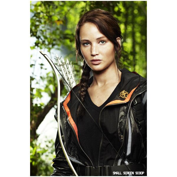 Pin Katniss Everdeen Braid Hairstyle on Pinterest