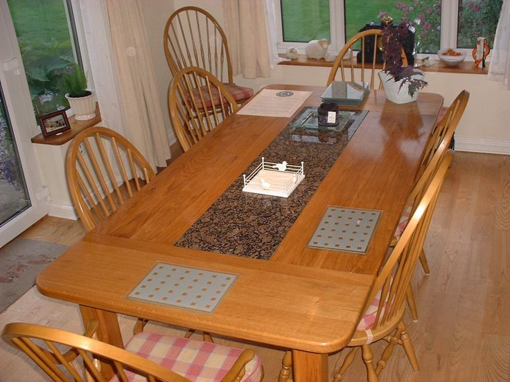 Rustic dining room furniture tables texas home design and for Sleek dining room tables