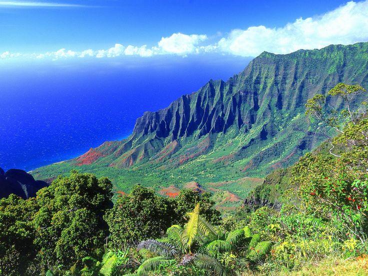 Kauai, the Kalalu Valley