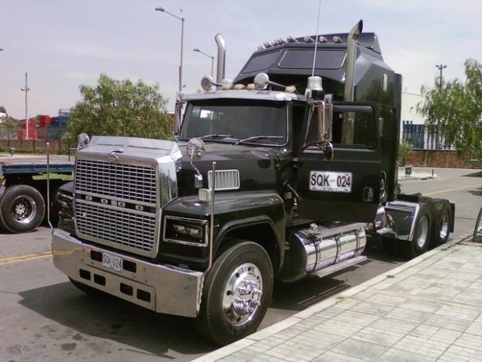 Ford LTL 9000 | Trucks | Pinterest