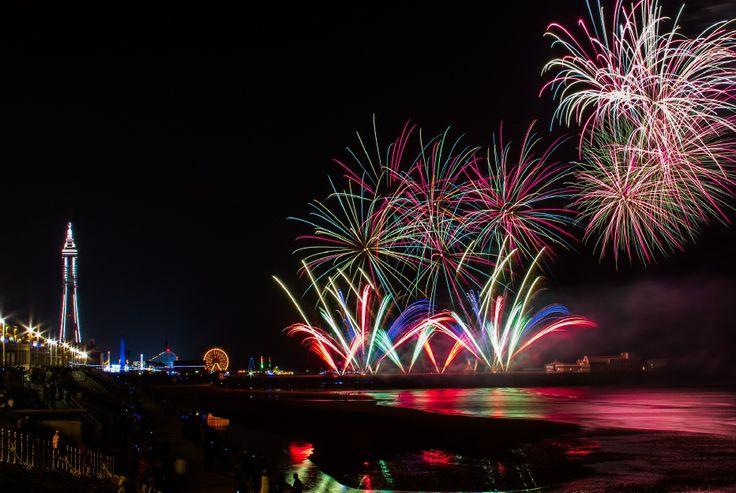 Blackpool Fireworks Championships 2013   Photography   Pinterest