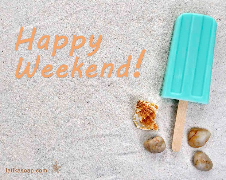Happy #Weekend !