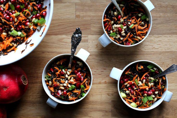 salads for rosh hashanah
