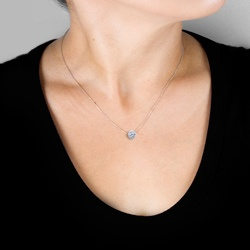 Jewelry-Watches/14k-Gold-1-3ct-TDW-Bezel-set-Diamond-Necklace/680281