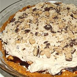 Smooth and Creamy Peanut Butter Pie | Recipe