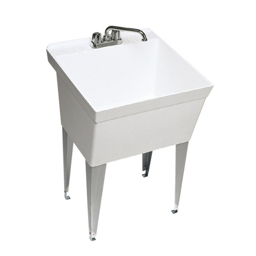 Swanstone Laundry Sink. Lowes.