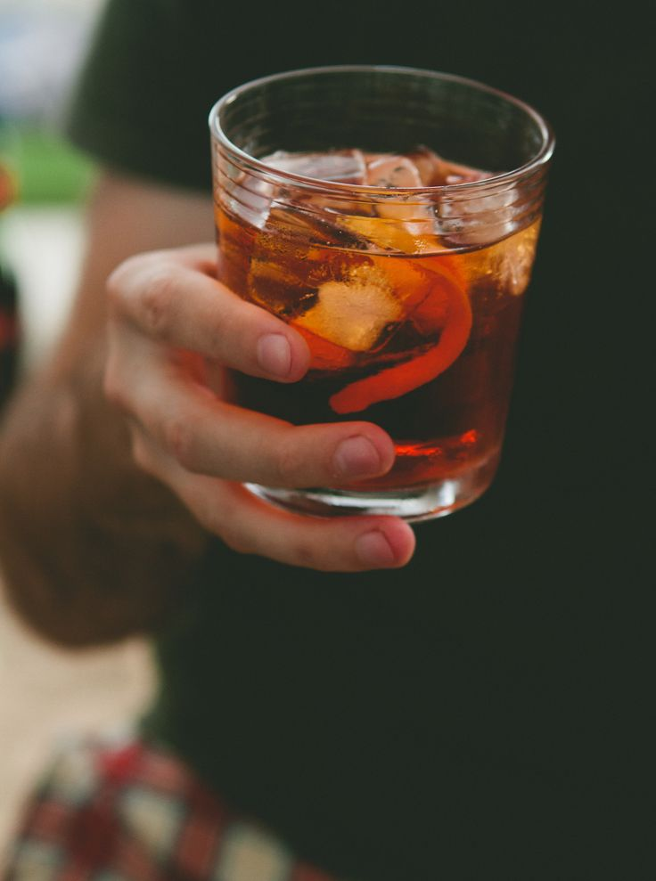 Classic Negroni - A Thought For Food