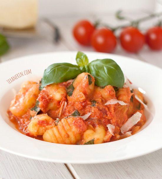 Gnocchi In Heirloom Tomato Sauce Recipes — Dishmaps