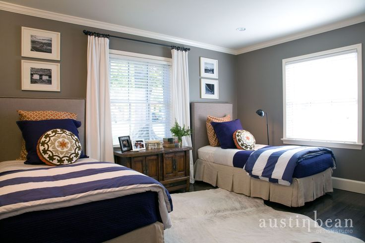 Guest Bedroom - Contemporary - Bedroom - Images by Austin Bean Design Studio | Wayfair