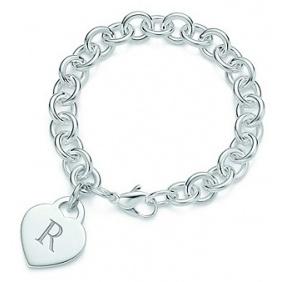 r alphabet in heart  Tiffany Alphabet Alphabet R