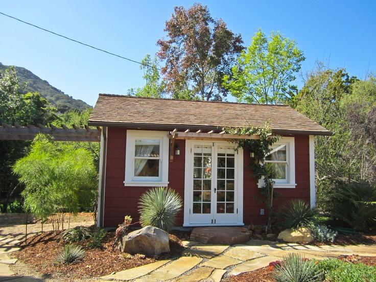 Backyard Guest Room Backyard Guest Cottage Pinterest