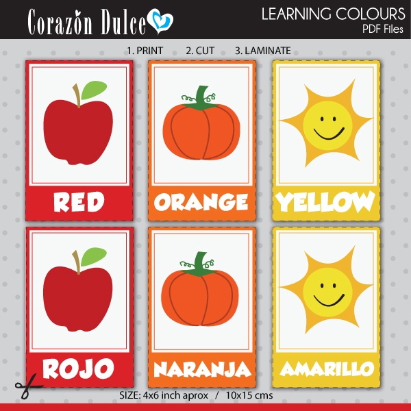 Printable Color Flash Cards...: quoteko.com/color-flash-cards.html