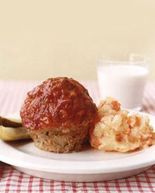 Turkey Meatloaf - Martha Stewart Recipes. Have been making these since ...