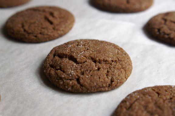 Chewy Chocolate Gingerbread Cookies | Mmmmm Cookies | Pinterest
